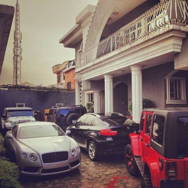 12 african music artists and their luxury cars hard work for Jaguar house music