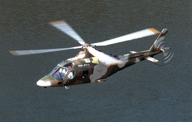 Agusta+A109+Light+Utility+Helicopter