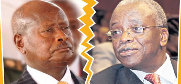 museveni and mbabazi relationship problems