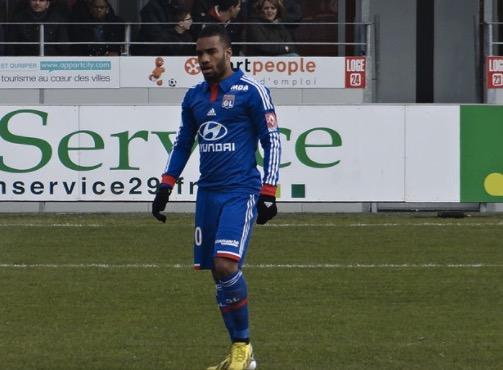 Alexandre Lacazette transfer