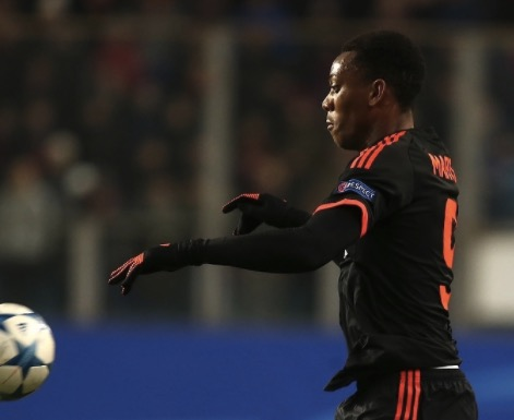 Anthony Martial transfer