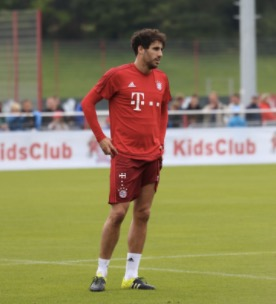 Javi Martinez transfer