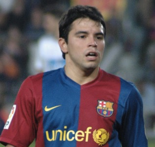 Javier Saviola transfer