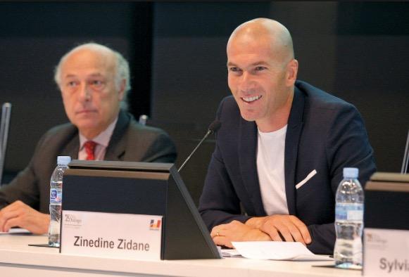 Zinedine Zidane transfer