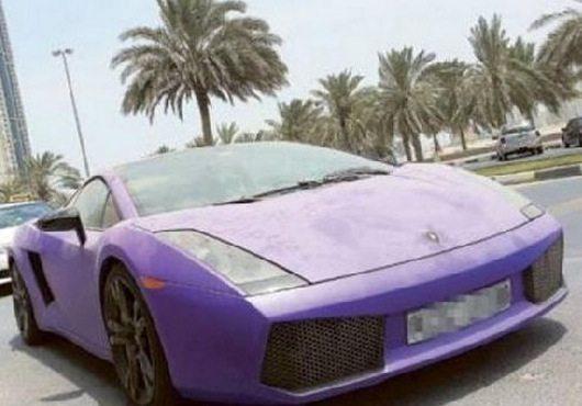 Abandoned Cars In Dubai >> Des milliers de voitures de luxe abandonnées à Dubaï – AFRIZAP