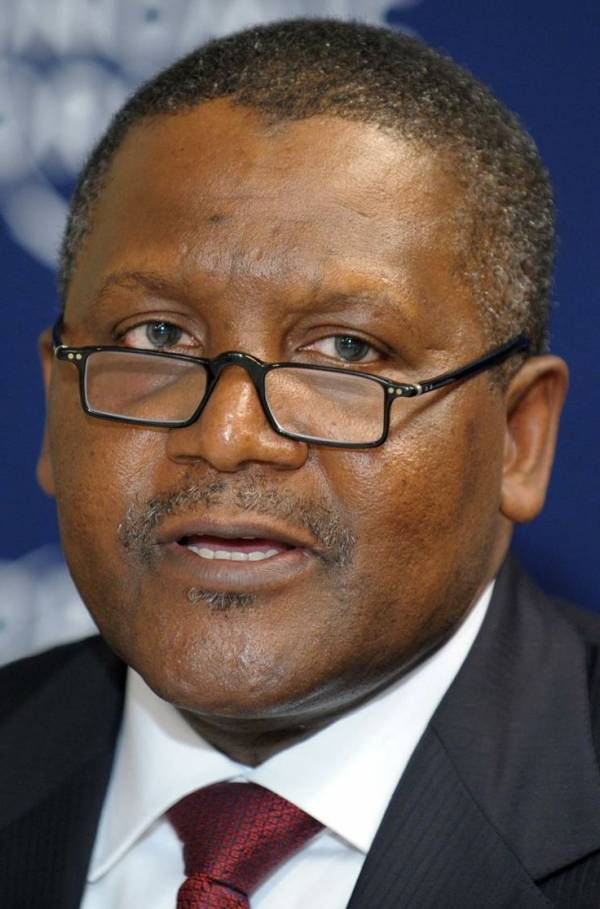 Biography of aliko dangote | Good site buy essay