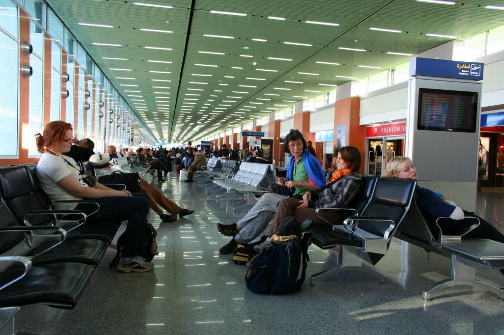 CasablancaAirport