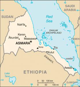 Eritrea-CIA_WFB_Map
