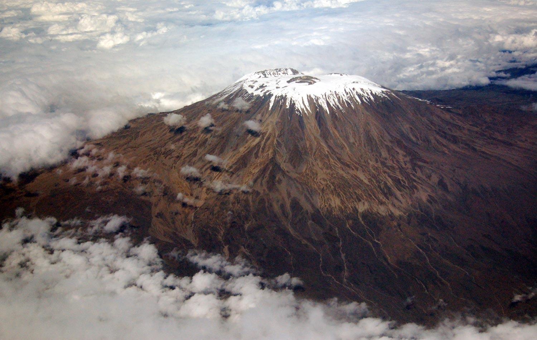 Lieux Afrique Kilimanjaro