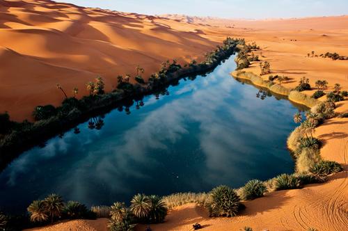 Lieux Afrique Sahara