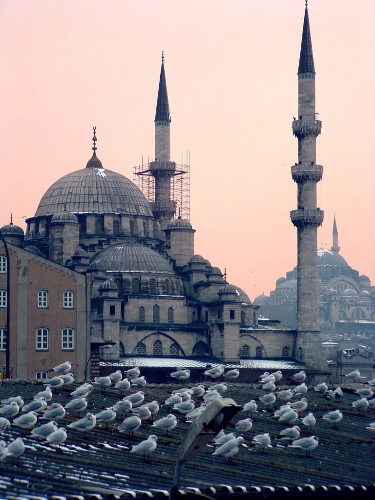 Mosques_in_Istanbul_at_dusk