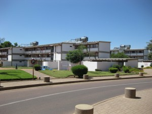 University_of_Botswana_dorms