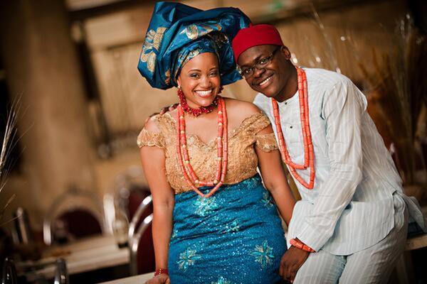 Cérémonie de mariage Igbo (Nigéria)