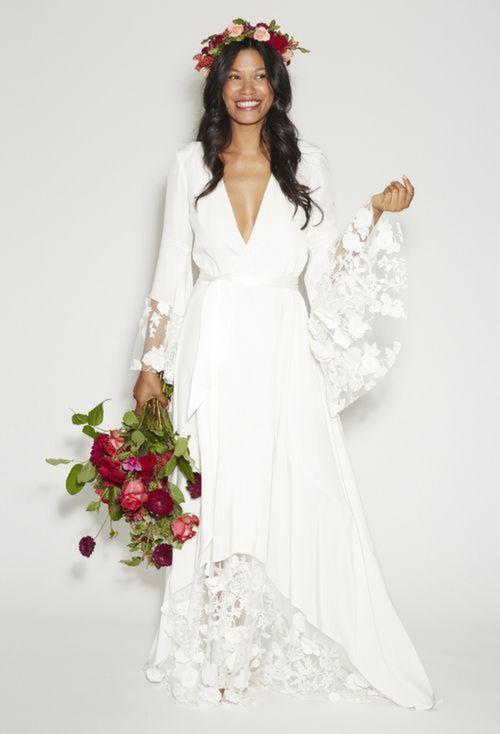 robe de mariee 1970