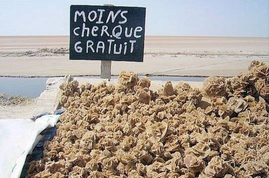 moins cher
