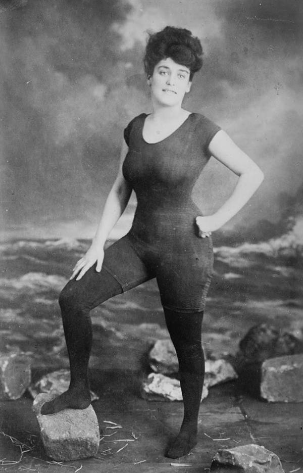 Maillot de bain 1907 A12