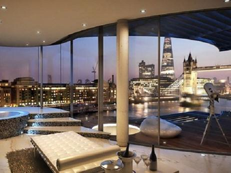 Les africains ultra riches s 39 arrachent l 39 immobilier de luxe londres - Achat appartement a londres ...