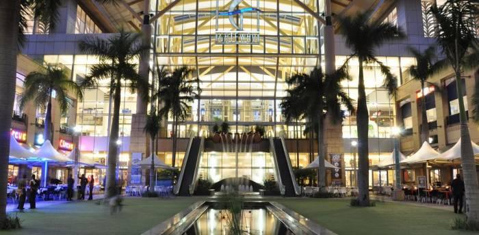 L Afrique Du Sud Construit Le Plus Grand Centre Commercial D Afrique