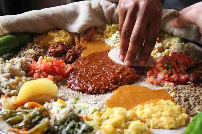 La Revanche De La Cuisine Africaine