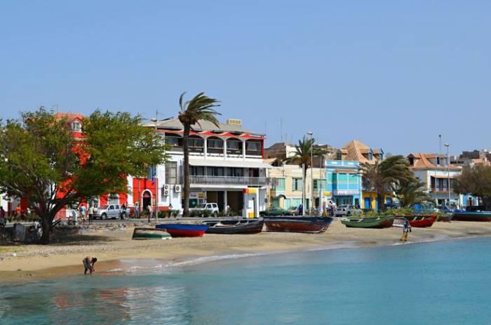 Mindelo ( Cap Vert), une des ville africaine à visiter