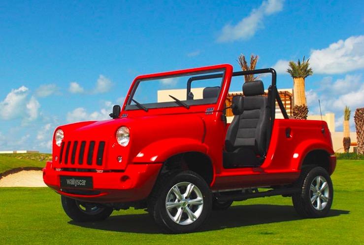 voiture tunisienne