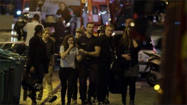 attaque terroriste Paris