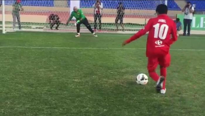 Penalty Jamel