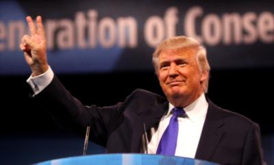 Donald Trump président