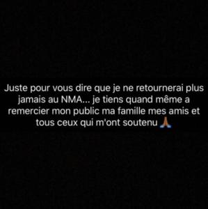 Maitre Gims Instagram