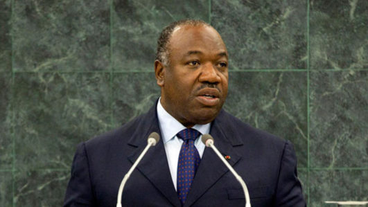 Ali Bongo Ondimba