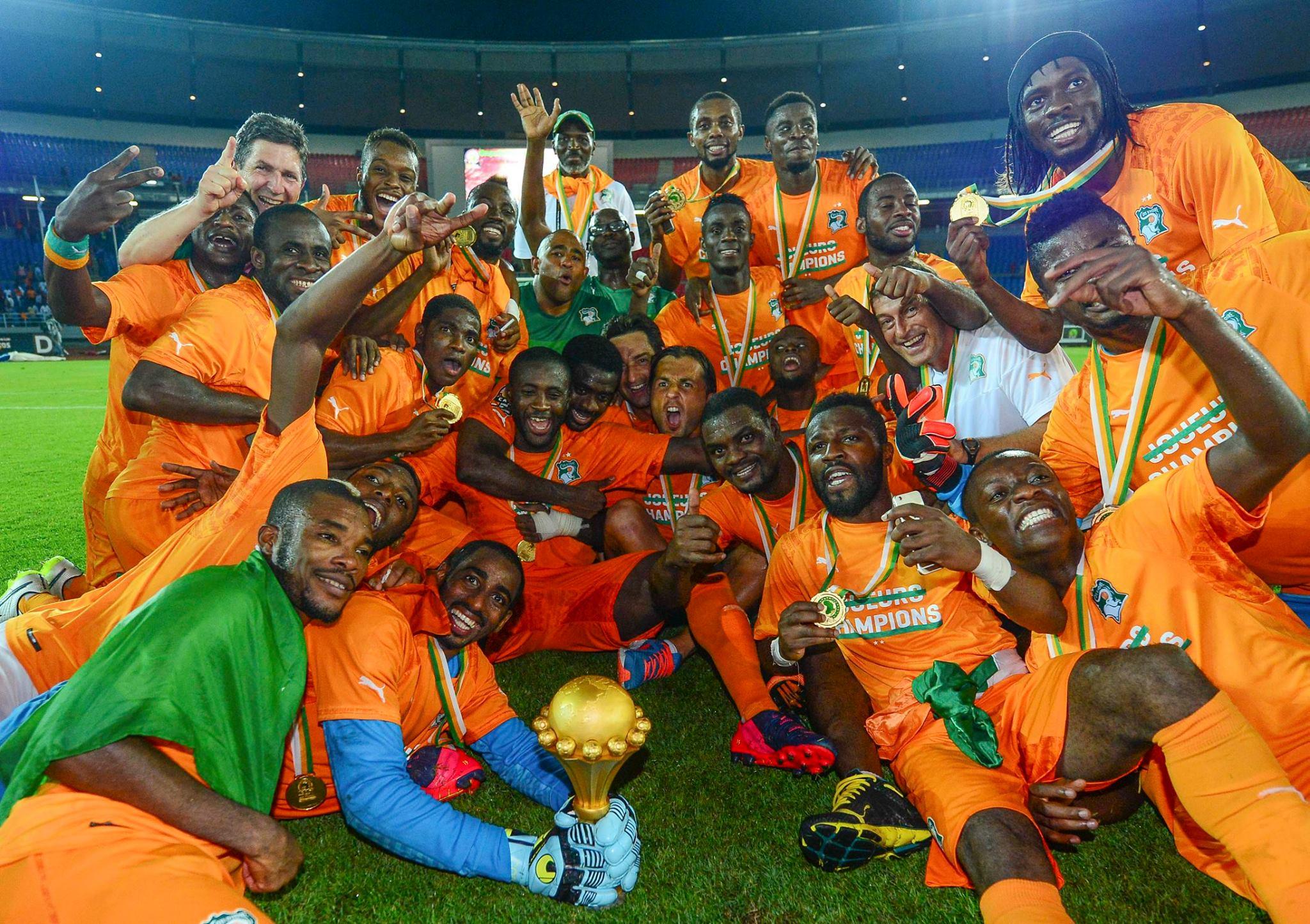 équipe foot cote d'ivoire
