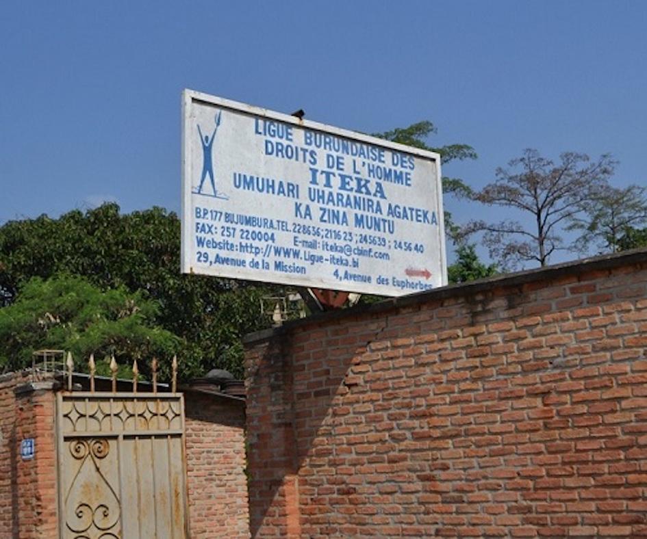 Ligue des droits de l'homme Burundi