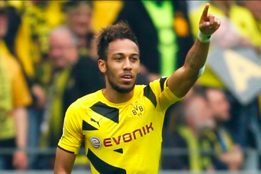 Aubameyang Chine