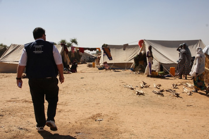 Camps refugies Niger