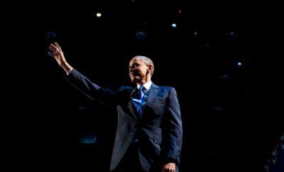Depart Barack Obama