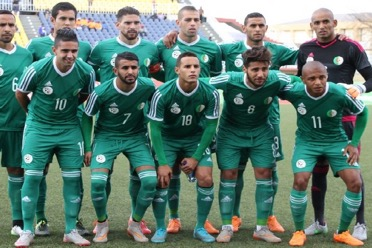 Equipe Algerie CAN 2017