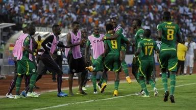Equipe du Senegal