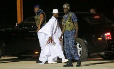 Jammeh Gambie