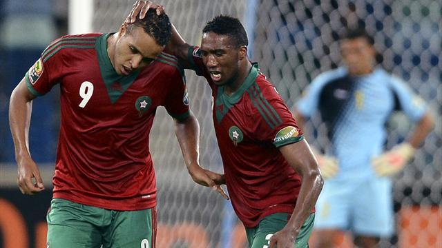 Maroc CAN 2017