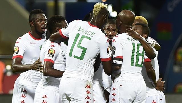 Guinee Bissau Burkina Faso CAN 2017