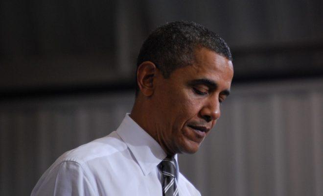 Barack Obama sort de son silence