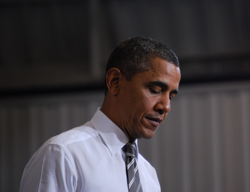 Barack Obama sort de son silence