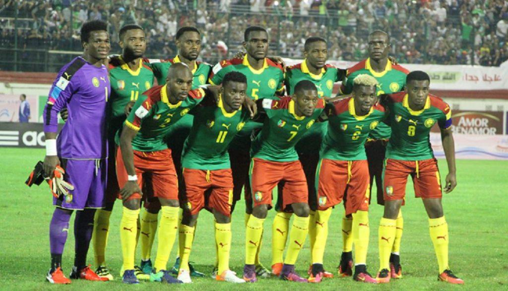 Equipe du Cameroun