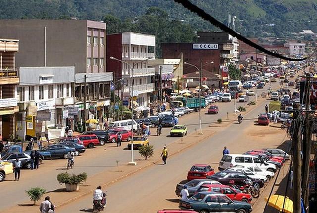Internet Cameroun