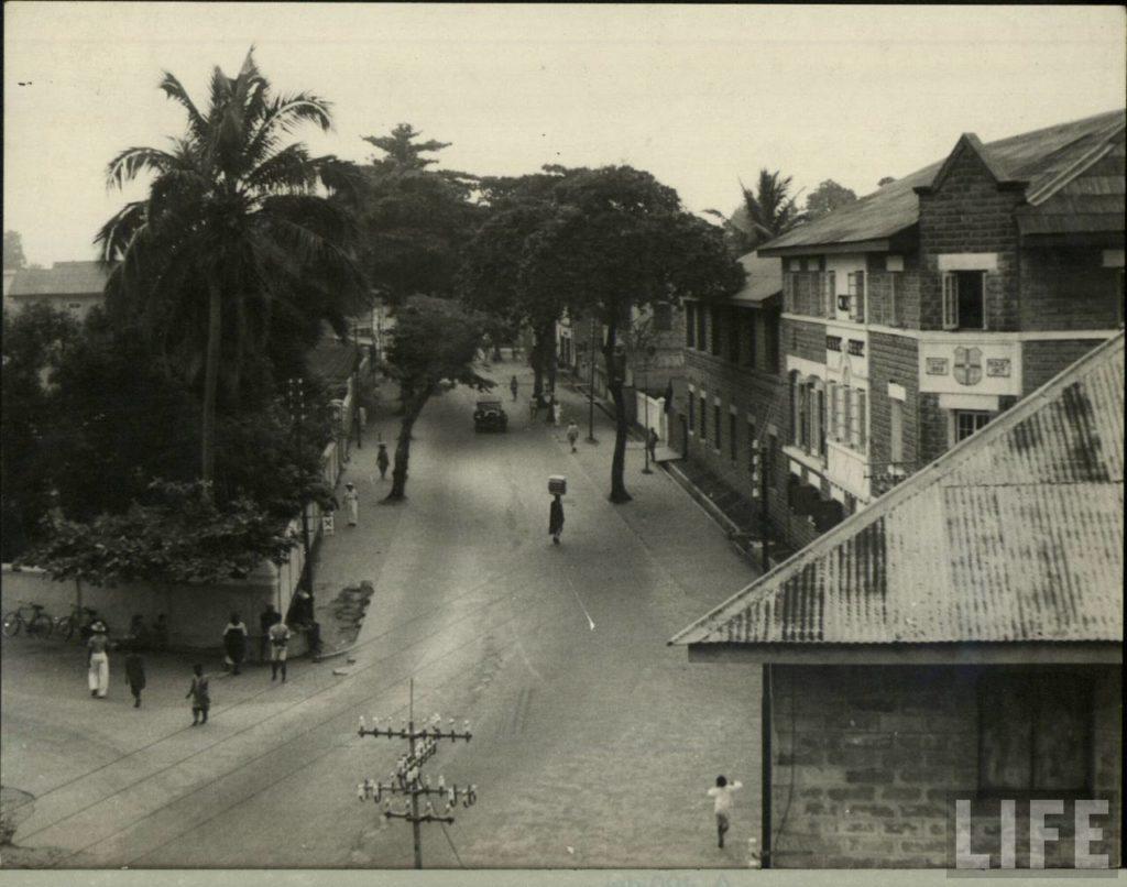 Lagos autrefois