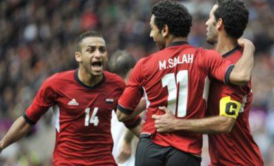 Mohamed Salah Egypte