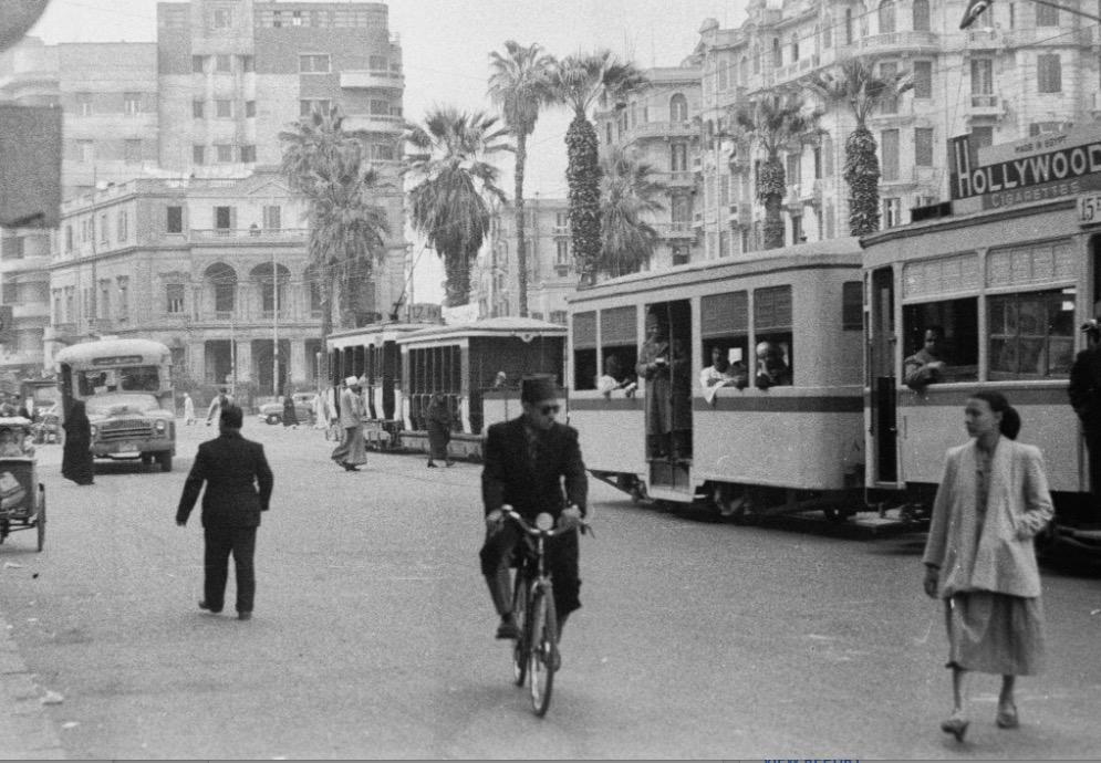 Le Caire autrefois