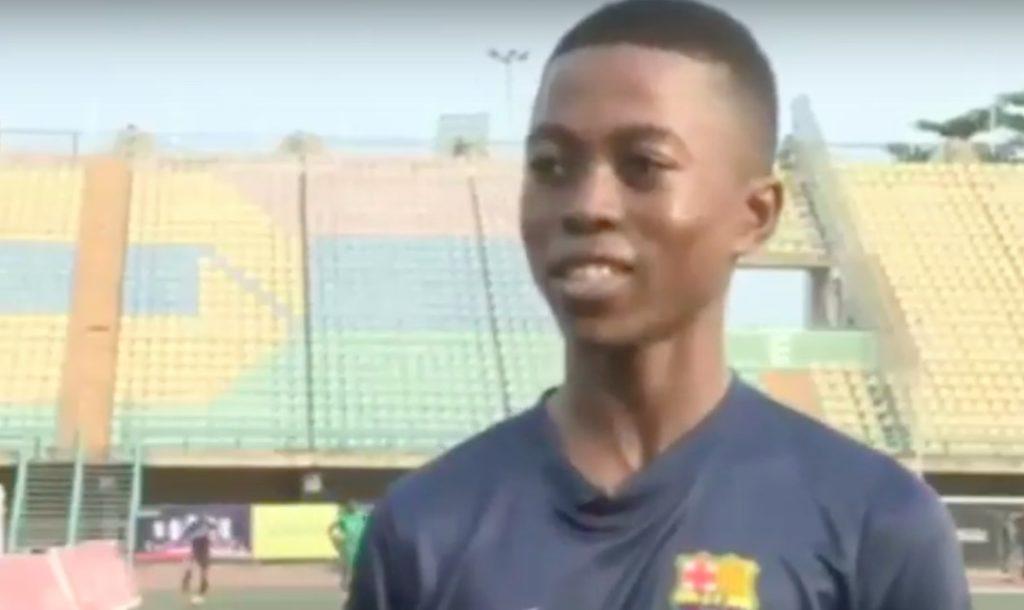 Ecole football Nigeria