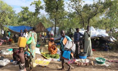 Soudan du Sud famine