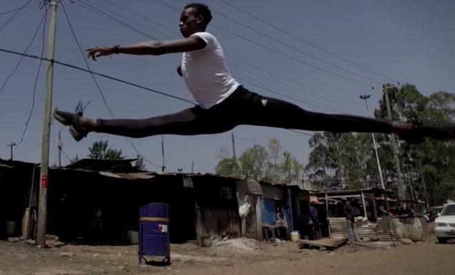 Joel Kioko danseur Kenya